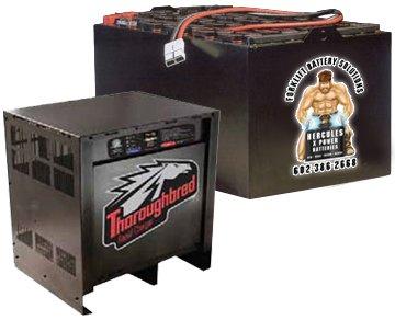 Battery & Forklift Charger