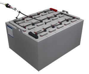 Forklift Battery Single Watering System