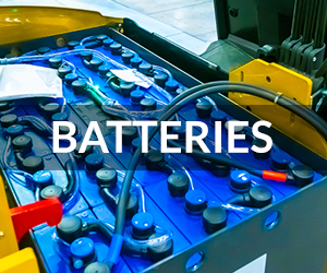Forklift Batteries & Chargers