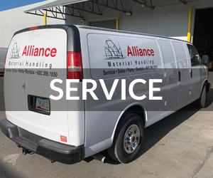 Forklift Service & Repair